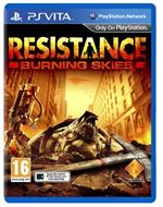 Resistance: Burning Skies (PS Vita)