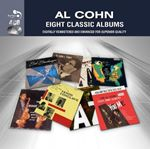 Image of Al Cohn - Eight Classic Albums (Music CD)