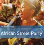 Various Artists - Rough Guide To African Street Party cover