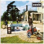 Oasis - Be Here Now cover