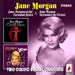 Jane Morgan  Jane Morgan at the Cocoanut Grove  Jane Morgan Serenades the Victors (Music CD)