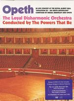 Opeth - In Live Concert at the Royal Albert Hall (Live Recording2DVD)