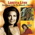 Loretta Lynn - Your Squaw Is on the Warpath/Fist City cover