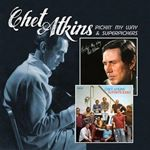 Chet Atkins - Pickin??? My Way/Superpickers cover