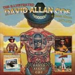 David Allan Coe - Illustrated David Allan Coe: 4 Classic Albums 1977-1979,The cover