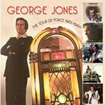 George Jones - Picture of Me/Nothing Ever Hurt Me/The Grand Tour/Memories of of Us/I Am What I Am cover