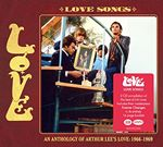 Love  Love Songs An Anthology of Arthur Lees Love 1966  69 (Music CD)
