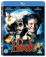 Hook [Blu-ray] [1992] [Region Free] (Blu-ray)