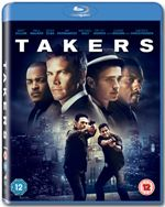Takers Blu-ray SBR34656