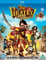 The Pirates! In An Adventure With Scientists Blu-ray SBR71644UV