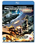 Starship Troopers Invasion Blu-Ray SBR78891