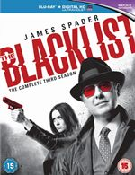 The Blacklist - Complete Season 3 SBRP64692UV