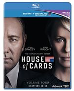 Click to view product details and reviews for House of cards season 4 blu ray.