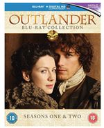 Outlander - Season 1-2 SBRP73189UV