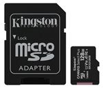 Image of Kingston Canvas Select Plus 128GB microSDXC Card + SD Adapter