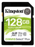Image of Kingston Canvas Select Plus 128GB SDXC SD Card