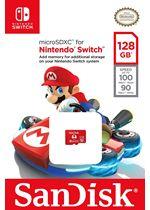 Sandisk 128GB Memory Card for Switch