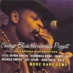 Chicago Blues Harmonica Project  More Rare Gems (Music CD)