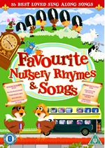 Image of Favourite Nursery Rhymes and Chrildrens Song