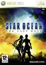 Image of Star Ocean The Last Hope Game