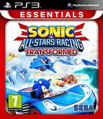 Image of Sonic & Asr Transformed Essentials [PS3]