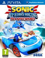 Sonic & All-Stars Racing : Transformed édition limitée (PS Vita)