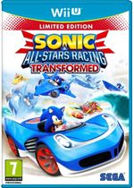 Sonic & All-Stars Racing : Transformed édition limitée (Wii U)