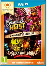 Image of Steam World Collection: Steam World Heist + Steam World Dig eShop Selects (Nintendo Wii U)