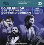 Jazz Live Trio  Featuring Sahib Shihab Art Farmer & Clifford Jordan (Music CD)