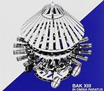 Bak XIII  In Omnia Paratus (Music CD)