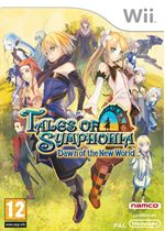 Image of Tales Of Symphonia Dawn Of The New World Game