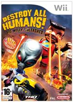 Image of Destroy All Humans 3 [Wii]