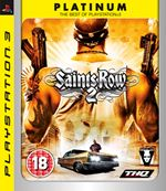 Saints Row 2  Platinum (PS3)