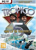 Image of Tropico 5 Game of the Year Edition (PC DVD)