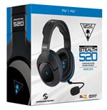 Turtle Beach Stealth 520 Wireless DTS 7.1 Surround Sound Gaming Headset (PS4PS3)