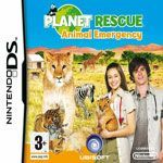 Planet Rescue Animal Emergency (Nintendo DS)