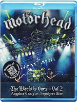 Motorhead - The World Is Ours Vol.2 (Blu-Ray)