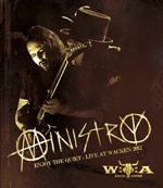 Enjoy The Quiet: Live At Wacken 2012 (Blu-Ray) Ministry