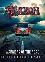 Saxon: Warriors Of The Road - The Saxon Chronicles Part II [2 Blu-ray & CD Tray Case]