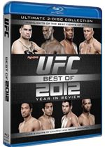 UFC Best of 2012: The Year In Review (Blu-Ray)