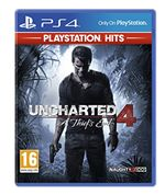 Image of Uncharted 4: A Thief's End (PlayStation Hits)