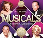 Various Artists - Stars of The Musicals: The Greatest Musical Songs (Music CD)