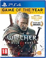 The Witcher 3 Wild Hunt Game Of The Year Edition Ps4