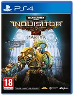 Click to view product details and reviews for Warhammer 40k Inquisitor Martyr Ps4.