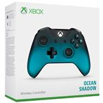 Official Xbox Wireless Controller  Ocean Shadow Special Edition (Xbox One)