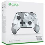 Official Xbox Wireless Controller  Winter Forces Special Edition (Xbox One)