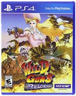 Wild Guns: Reloaded (PS4) (US Import)