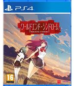 Click to view product details and reviews for World End Syndrome Ps4.