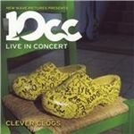 Image of 10cc - Live in Concert (Clever Clogs/Live Recording) (Music CD)