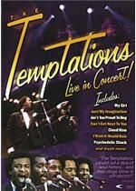 Click to view product details and reviews for Temptations live in concert.